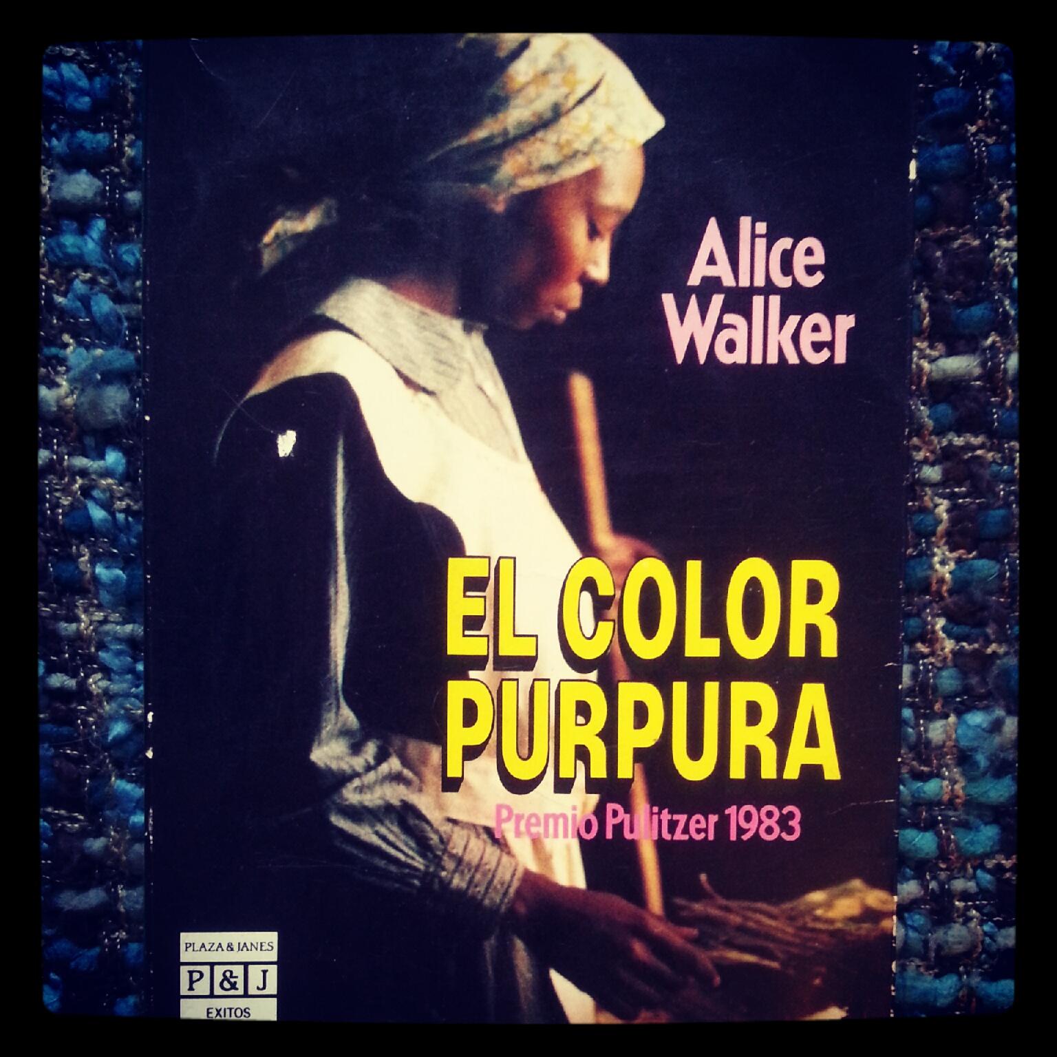 El color púrpura de Alice Walker | Uno de libros