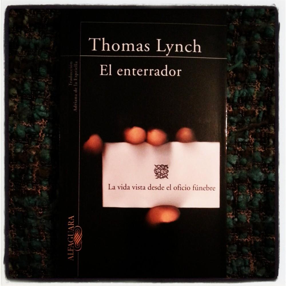 El enterrador de Thomas Lynch